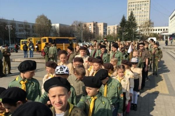 На Рівненщині скаути відзначили 106-ту річницю Першої Пластової Присяги