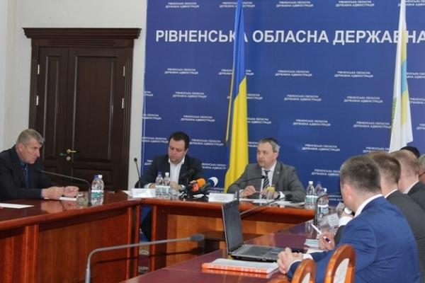 Після протесту на Поліссі, Муляренко зібрав нараду щодо стану доріг