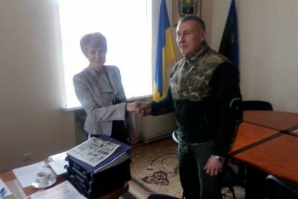 Шість районів Рівненщини заключили угоди про співпрацю з Луганщиною та Донеччиною