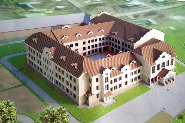 У багатодітному населеному пункті Рівненщини будують школу (Фото)