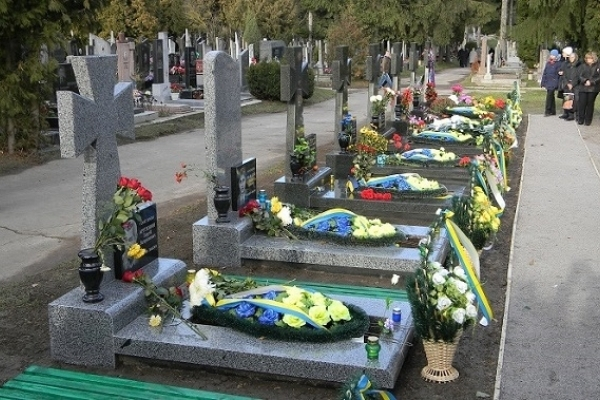 У Рівному пропонують створити онлайн-карту кладовища