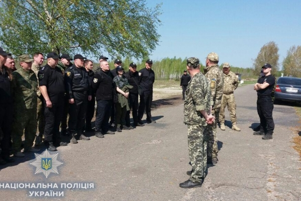Полігон - академія справжнього поліцейського, - Олександр Фацевич (Фото)