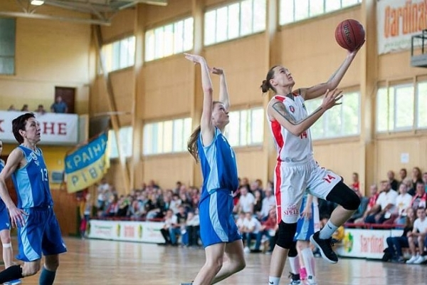 Жіноча команда БК Рівне зрівняла рахунок в бронзовій серії чемпіонату України