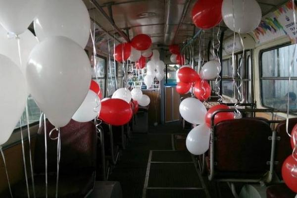 У Рівному з'явився «тролейбус на замовлення»