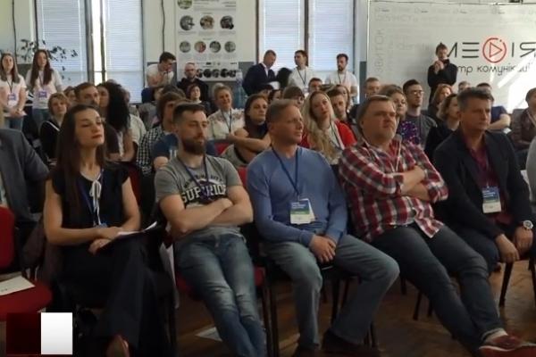 Тиждень креативного підприємництва: у Рівному виступили 14 спікерів