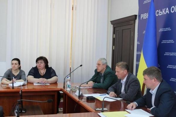 На Рівненщині на підготовку проектних заявок ОТГ мають менше 2-х місяців