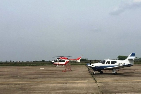 Аеропорт у Рівному до туристичного сезону готовий