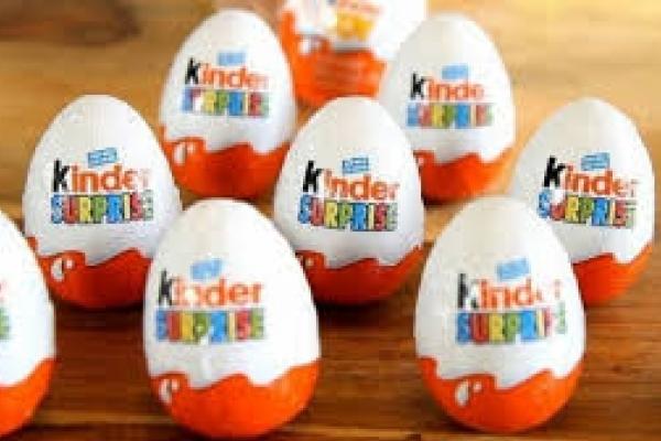 Рівнянам на замітку: чому в деяких країнах не їдять Kinder surprise?