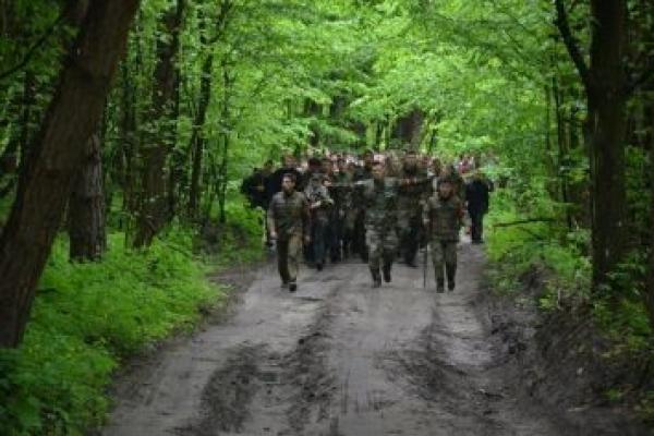 Молодь Рівненщини запрошують на теренову гру «Звитяга»