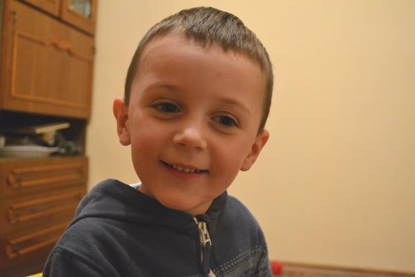 У Рівному встановив рекорд України чотирирічний Михайлик Парфенюк