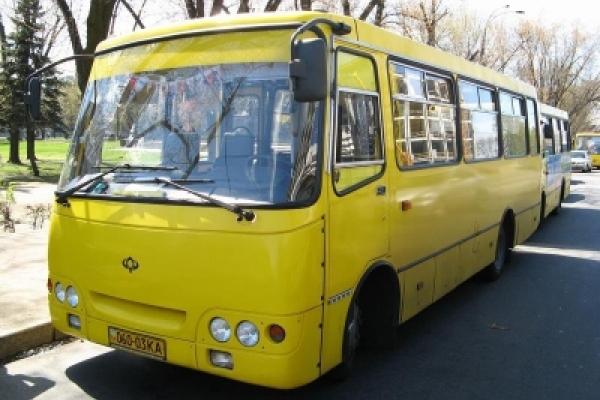 Водія однієї з маршруток «Рівне-Квасилів» оштрафували на 300 гривень