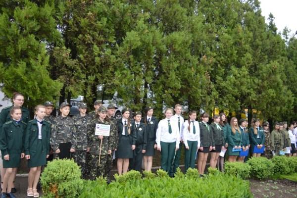 Завтра, 3 травня, у Рівному обласний зліт шкільних лісництв