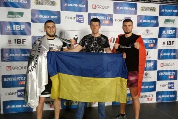 Рівненські бійці представлятимуть Україну на змаганнях за кордоном (Фото)