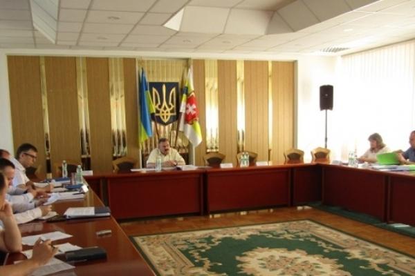 Депутати Рівненської обласної ради проситимуть відновлення прав на соціальний захист для чорнобильців у керівництва держави