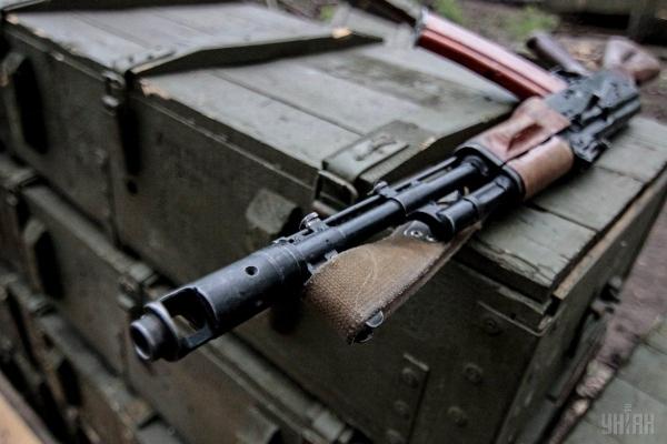 У Рівному застрелився солдат