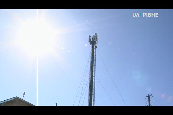 На Рівненщині люди скаржаться на негативний вплив мобільної вежі (Відео)
