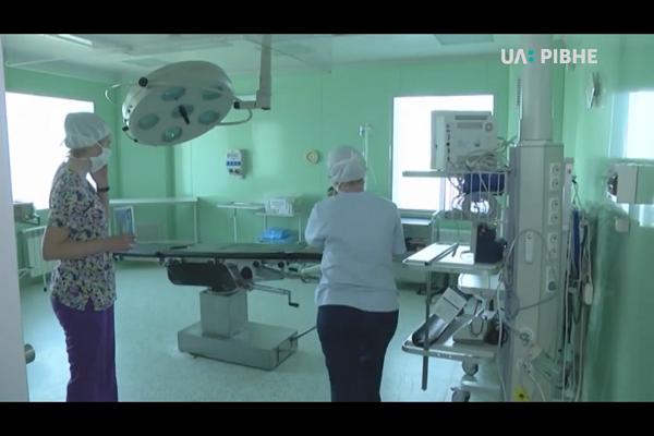 У Рівненському пологовому у породіллі діагностували кір (Відео)
