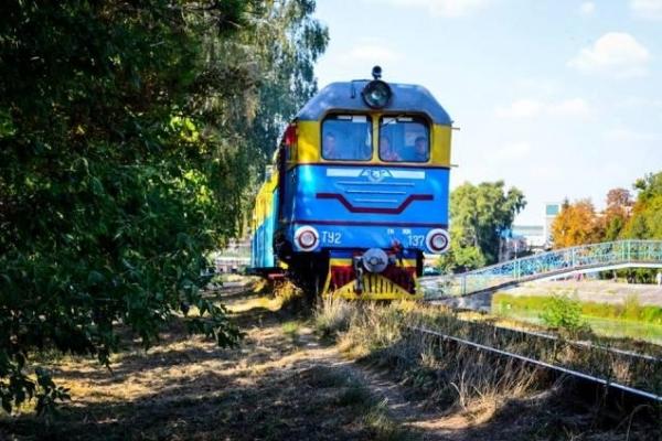 Дитяча залізниця у Рівному почне возити пасажирів з 9 травня