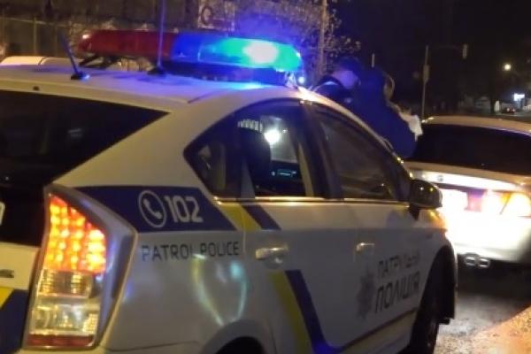 Як рівненські патрульні ловили нетверезих водіїв (Відео)