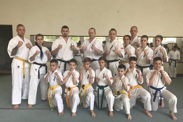 Каратисти з Рівненщини виступатимуть на міжнародному турнірі (Фото)