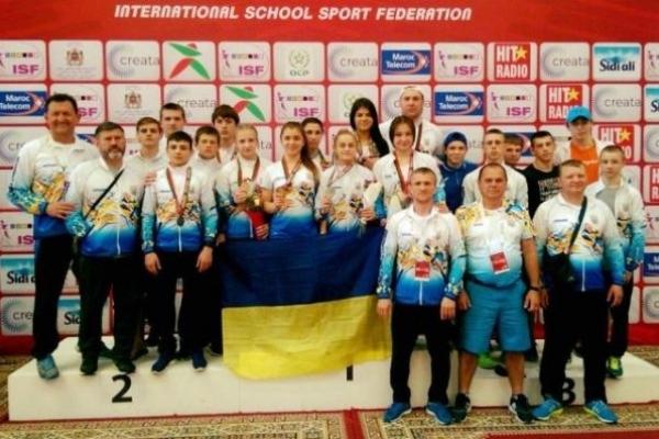 Рівненські спортсмени привезли перше місце зі Всесвітньої Гімназіади