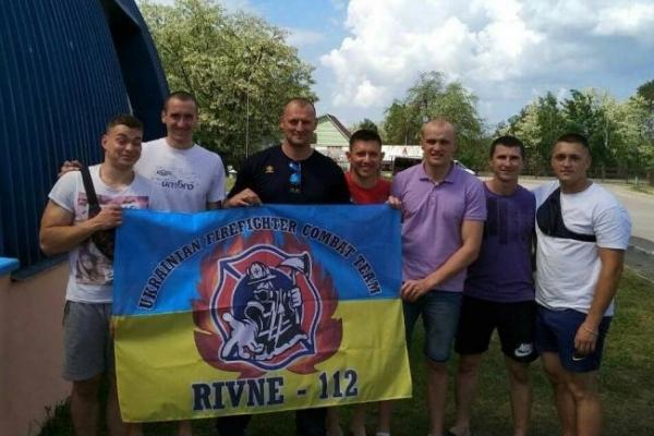 Команда рівненських спортсменів-рятувальників змагатиметься у Польщі