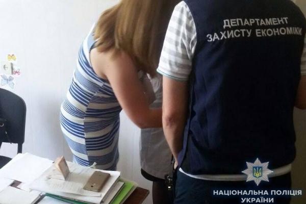 В Дубно затримали лікаря, який вимагав хабар (Фото)