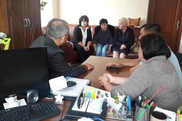 На Дубенщині Тараканівська громада стурбована питаннями  впровадження  медичної  реформи