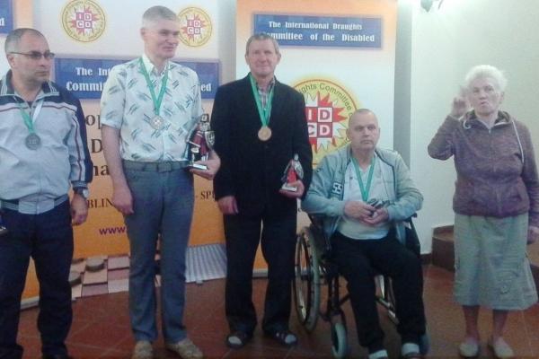 Спортсмен з Рівненщини виборов перемогу у чемпіонаті Європи з шашок-64 (Фото)