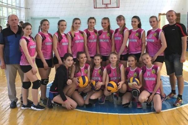 Квасилівська команда змагатиметься в чемпіонаті України