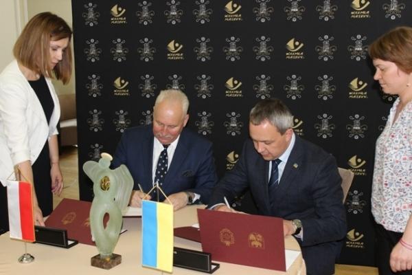 Ще на три роки продовжила Рівненщина співпрацю з Вармінсько-Мазурським воєводством Польщі