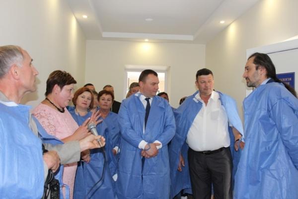 Першу обласну фітосанітарну лабораторію відкрили на Рівненщині
