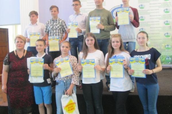 На Всеукраїнському конкурсі учні з Рівненщини вибороли призові місця