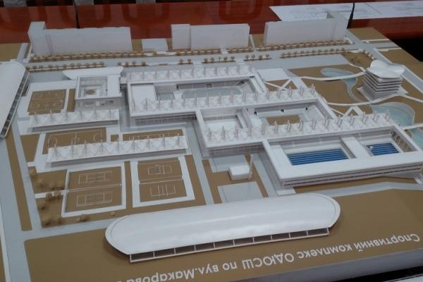 Стало відомо, хто будуватиме спорткомплекс на вулиці Макарова у Рівному