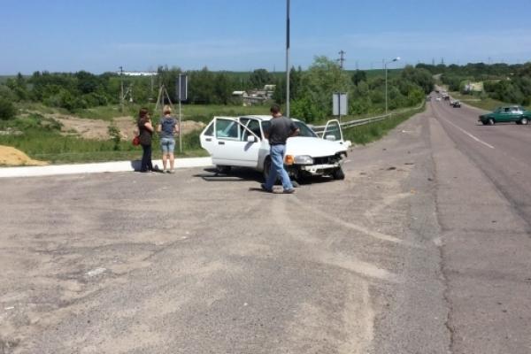 Поблизу Рівного - ДТП. Дитину забрали до лікарні (Фото)