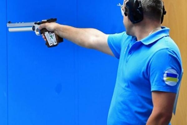 Спортсмен з Рівного Олег Омельчук встановив новий світовий рекорд з кульової стрільби