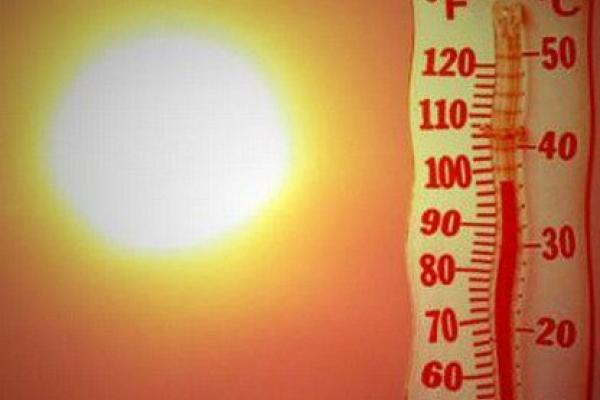 На Рівненщині очікується висока температура