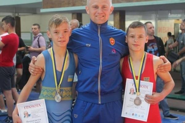 Рівненські борці завоювали нагороди на Міжнародному турнірі