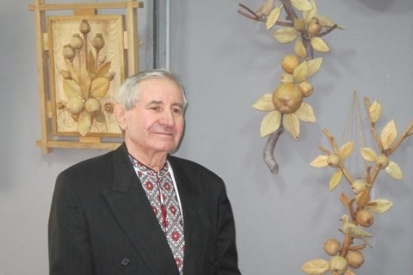 Відомий на Рівненщині різьбяр Павло Петросюк, пройшовши крізь всі перипетії життя, вважав себе щасливою людиною