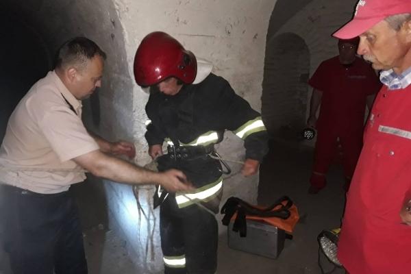 На території Тараканівського форту трагічно загинув чоловік