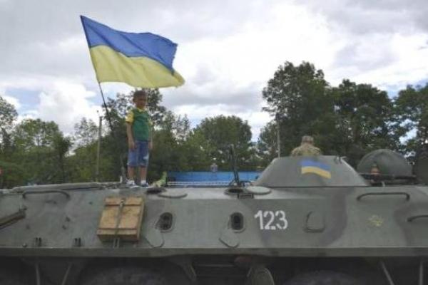 У Корці  військові покажуть дітям військову техніку, яка побувала в боях