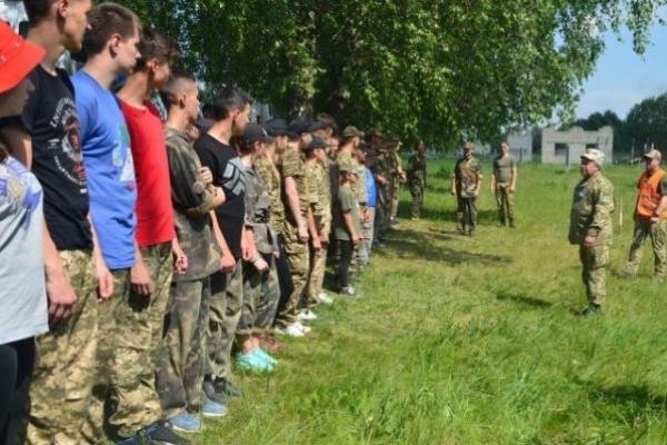 На Рівненщині стартував обласний етап військово-патріотичної гри «Сокіл» («Джура»)