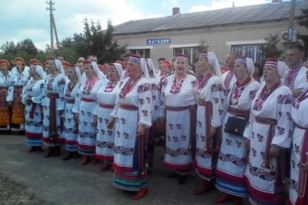 На Рівненщині відбувся фестиваль хорових колективів