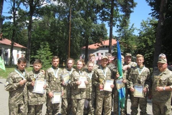 На Рівненщині підведено результати обласного етапу Всеукраїнської дитячо-юнацької військово-патріотичної гри «Джура»