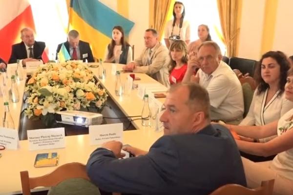 РДА Рівненщини працюватимуть з поляками (Відео)