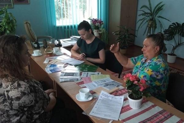 Мешканцям Рівненщини надавали правові консультації (Фото)