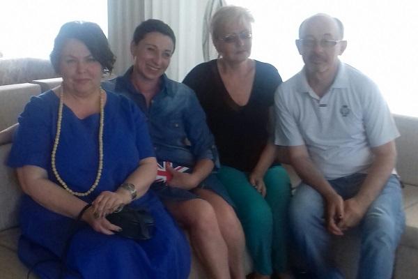 Пам'яті літературознавиці Стелли Русиної присвятили засідання літ клубу «Співрозмовник» у Рівному (Фото)