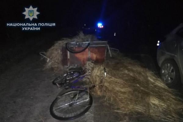Поліцейські затримали нетверезого водія, який скоїв смертельне ДТП в Острозькому районі (Фото)