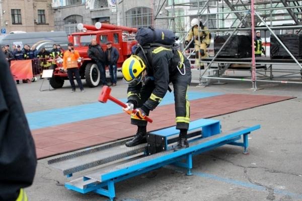 Пожежники змагатимуться у вправності