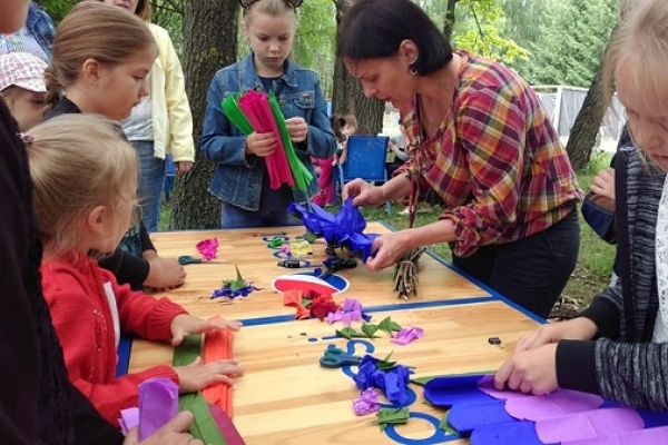 У Рівному в розпалі фестиваль майстер-класів (Фото)